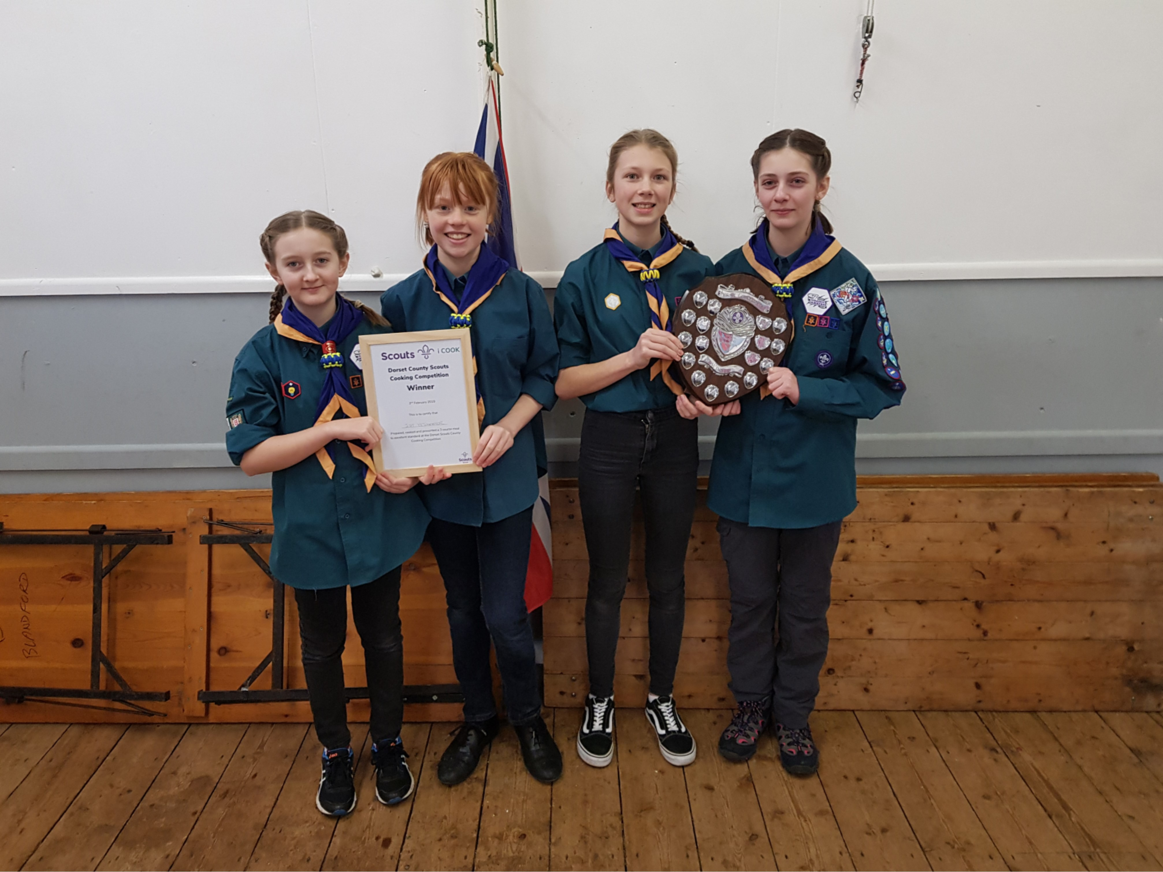 County Cooking Competition 2019