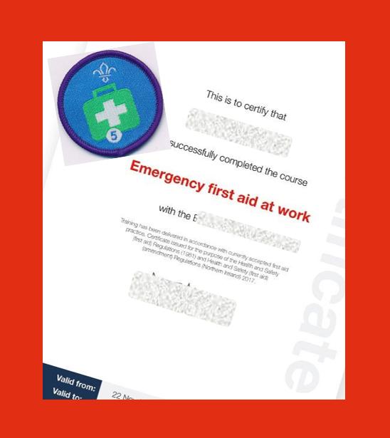 External First Aid